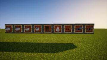 3D resource pack (1.10.2) Minecraft Texture Pack
