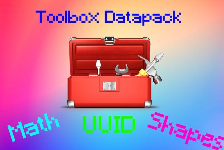 Popular Data Pack : Toolbox Datapack