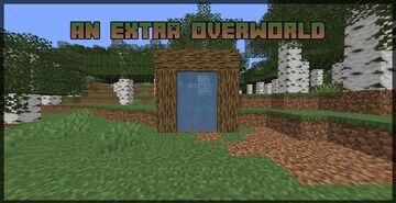 An Extra Overworld Minecraft Data Pack
