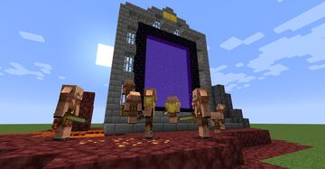 Piglin Improvment Minecraft Data Pack