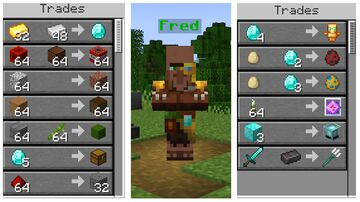 Custom Villager Maker Minecraft Data Pack