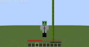 You can climb almost about anything data pack Minecraft Data Pack