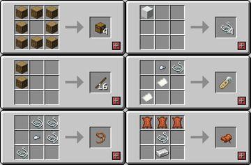 Simple Crafting Tweaks Minecraft Data Pack