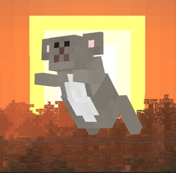 Koalas/Joeys in MINECRAFT! [1.16.4] Minecraft Data Pack