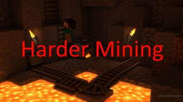 [Better Mining] Harder Mining Minecraft Data Pack