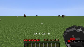 Lunkler's Compass GPS Minecraft Data Pack