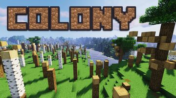 Colony : natural disorder Minecraft Data Pack