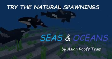 Seas & Oceans TEST VERSION 6.1 (outdated) Minecraft Data Pack