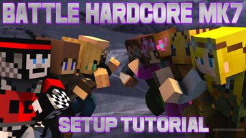 Battle Hardcore Mk7 Minecraft Data Pack