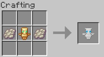 Ghosting Minecraft Data Pack