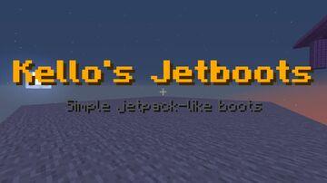 Kello's Jetboots Minecraft Data Pack