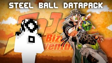 JoJo Steel Balls (1.16.4/1.16.5 datapack) Minecraft Data Pack