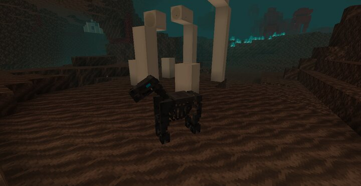 Wither Skeleton Horse