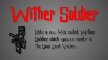 Wither Soldier Minecraft Data Pack