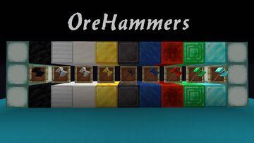 OreHammers Minecraft Data Pack