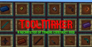 ToolMaker Minecraft Data Pack