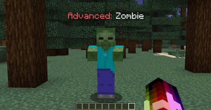 An advanced zombie.