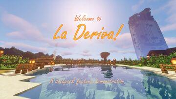 La Deriva: j4red's RPG Item Overhaul Minecraft Data Pack