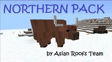 Northern Pack (by Asian Roofs Team) Minecraft Data Pack