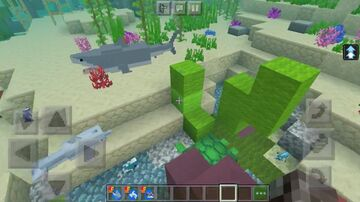 Sharks Pack (for Asian Roofs 2 map) Minecraft Data Pack