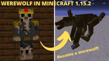 WEREWOLF in Minecraft 1.15.2+ Minecraft Data Pack