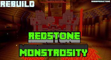 Redstone Monstrosity - Rebuild Minecraft Data Pack