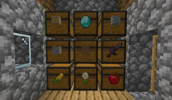 storage with