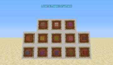 Scar's Magic Crystals Minecraft Data Pack