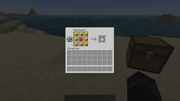 Craftable Notch Apples Minecraft Data Pack