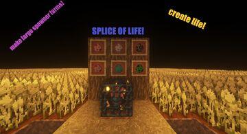 Splice Of Life Minecraft Data Pack