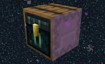 ESB Exchanger - Swap Items from Ender Chest or Shulker with a Barrel Minecraft Data Pack