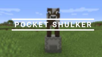 Pocket Shulker Minecraft Data Pack