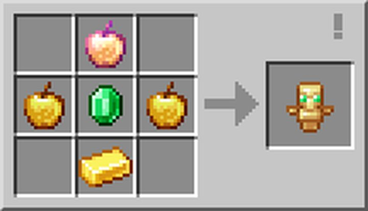 Totem of Undying Crafting Recipes