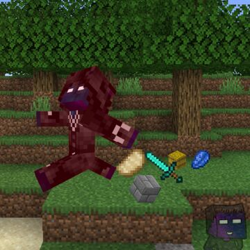 Collecting Items Inflicts Damage Minecraft Data Pack