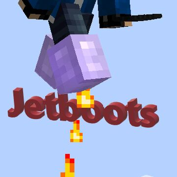 Jetboots Minecraft Data Pack