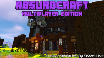 AbsurdCraft Multiplayer Pack [1.15] V2.3.1 Minecraft Data Pack