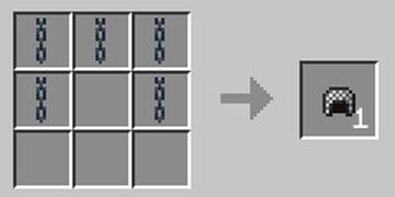 Chainmail Armor Craft Minecraft Data Pack
