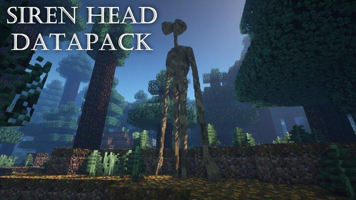 Popular Data Pack : Siren Head datapack
