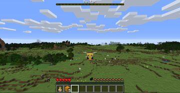 Bee mode Minecraft Data Pack