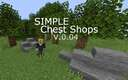 Simple Chest Shops Minecraft Data Pack