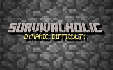 Survivalholic Multiplayer Datapack (Trifecta Edition) ZOMBIE/CREEPER/SKELETON Minecraft Data Pack