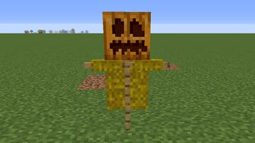 Scarecrow Minecraft Data Pack