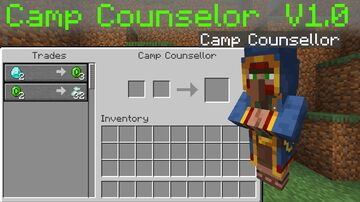 WASD Trader for CAMP Minecraft [Datapack] Minecraft Data Pack