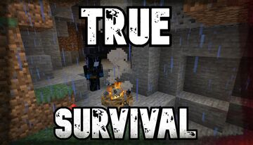 The True Survival Mode | Core Features Minecraft Data Pack