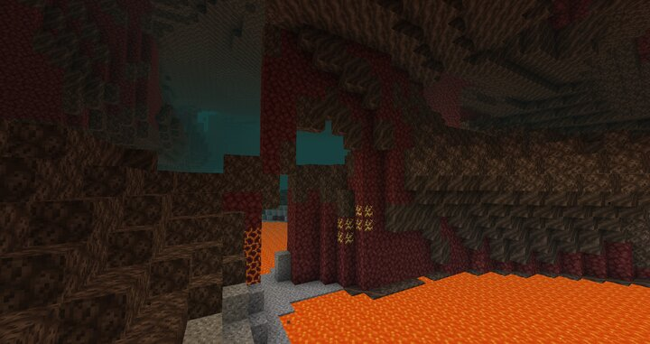 Gold ore can now be found in soul sand valleys!