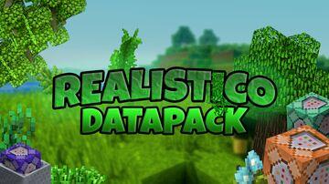 Realistico Minecraft Data Pack