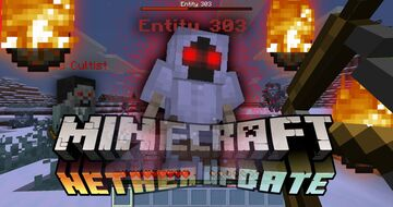 Entity 303 Boss Battle 1.16 (End Game) Minecraft Data Pack
