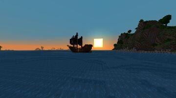 The Treasure Islands Minecraft Data Pack