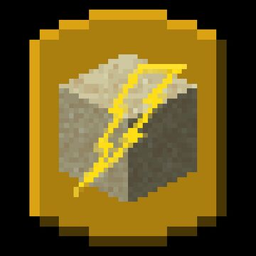 Lightning Bolt Glass [Datapack Edition] Minecraft Data Pack