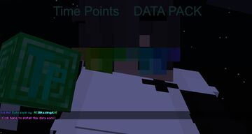 Time Points [Temporized CheckPoints] Minecraft Data Pack